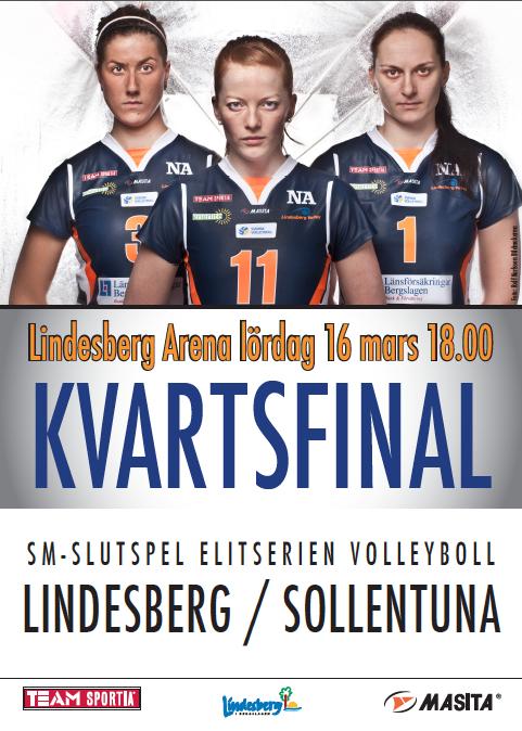 lindesberg volley