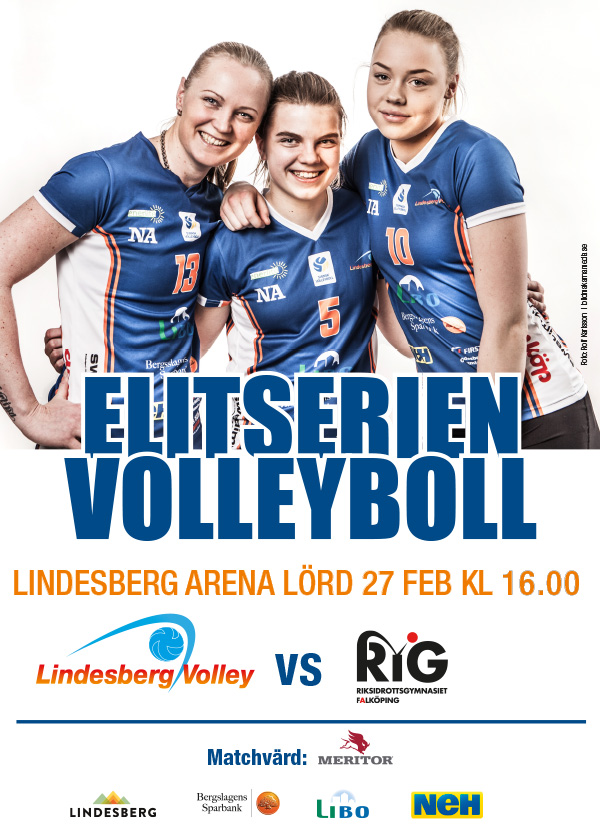 Bildmakarnamedia.se - Lindesberg_Volley